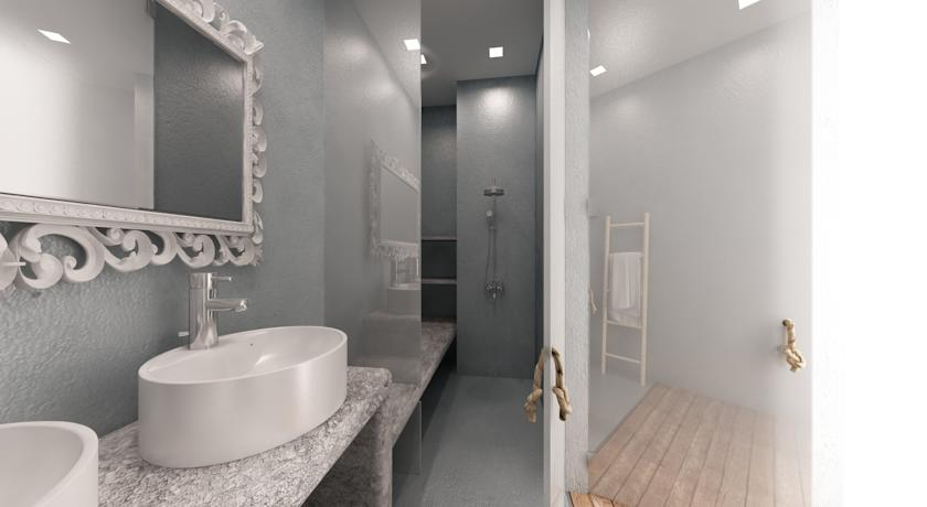 Paradise design apartments gtp for Andros kitchen bath designs